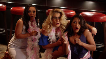 The Flash: Season 4: Girl's Night Out