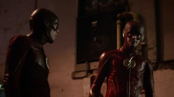 The Flash: Season 3: The Once and Future Flash
